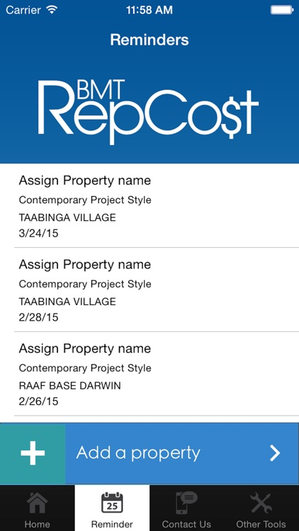BMT RepCost screenshot-3