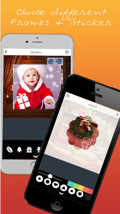 Amazing Photo Collage - Photo Editor With Stickers Effects & Create Photo Collage screenshot-3