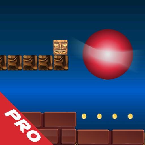 A Boom Ball PRO - Triple Platform Jump