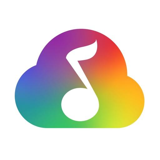 Flip Cloud Music - Free MP3 Player Support Dropbox & Google