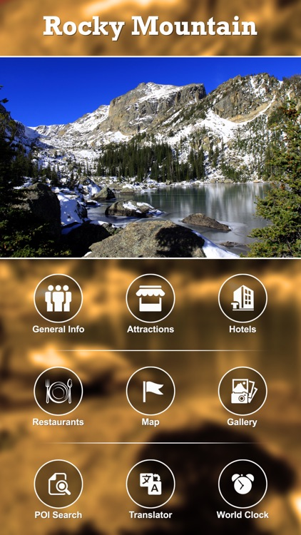 Rocky Mountain National Park Travel Guide screenshot-1