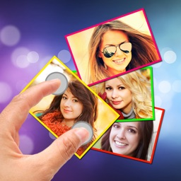 Photo Mixer Free - Combine multiple photos using grid collage or shapes collage