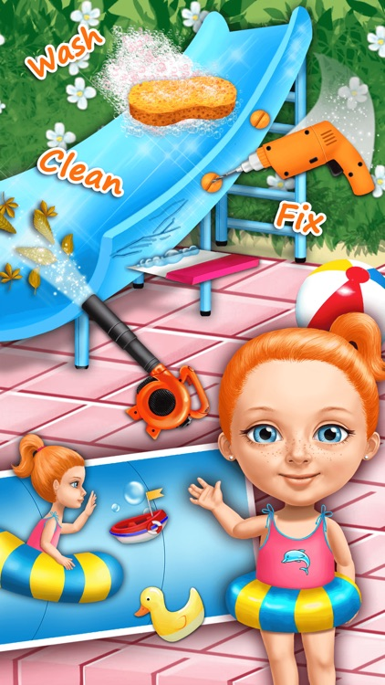 Sweet Baby Girl Cleanup 4 - No Ads