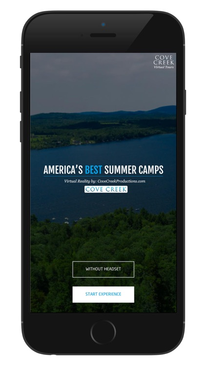 American Summer Camps Tour VR