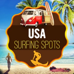 USA Surfing Spots