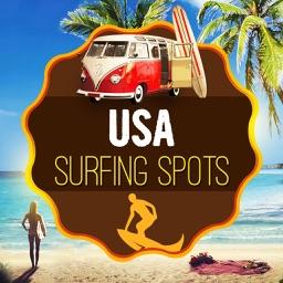 USA Surfing Spots