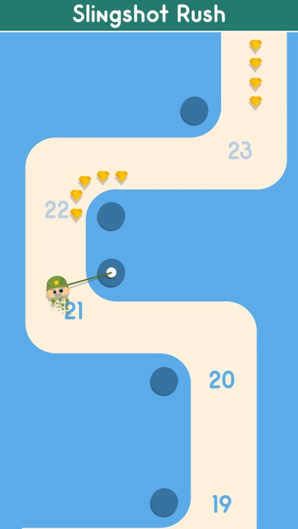 Slingshot Rush screenshot-0