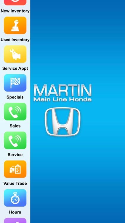 Main Line Honda Screenshot 0