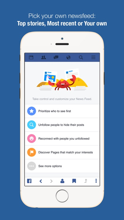 Fast Lite Pro for Facebook - app to save data, battery and storage on iPhone and iPad