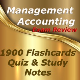 Management Accounting : Exam Review & Study Notes