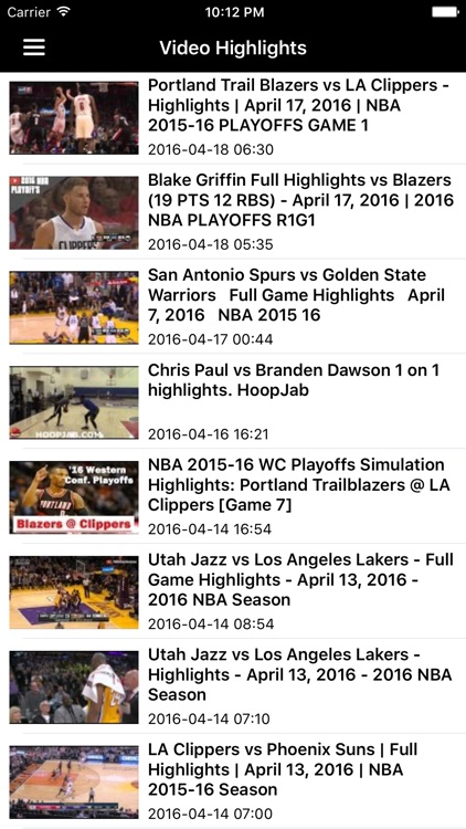 News Surge for Clippers Basketball News Pro screenshot-3