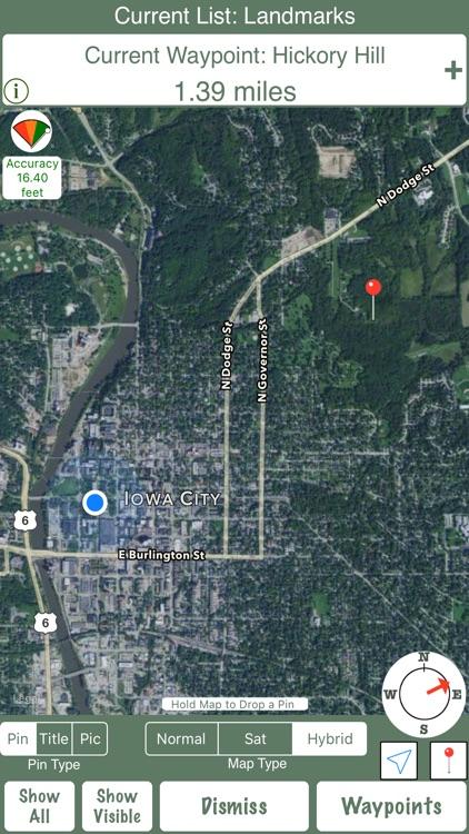 Pro GPS screenshot-4