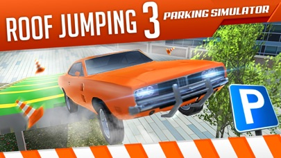 Roof Jumping 3 Stunt Driver Parking Simulator an Extreme Real Car Racing Gameのおすすめ画像1