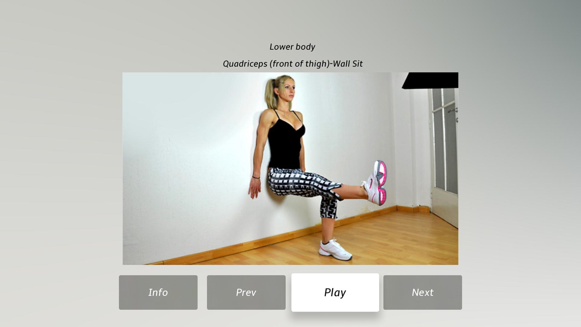 Body Building Exercises + screenshot 16