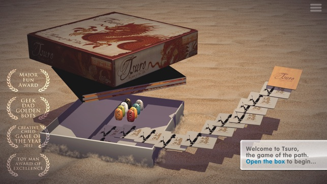 Tsuro - The Game of the Path Screenshot