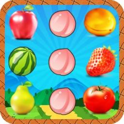Fresh Fruit Splash: Fruit Match3