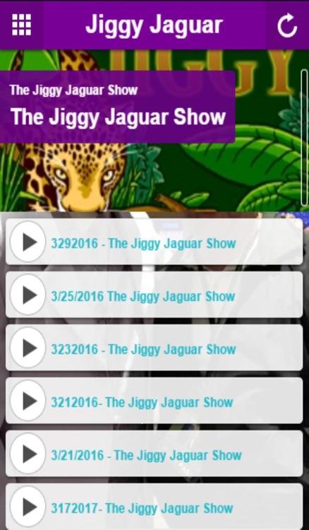 Jiggy Jaguar App screenshot-3