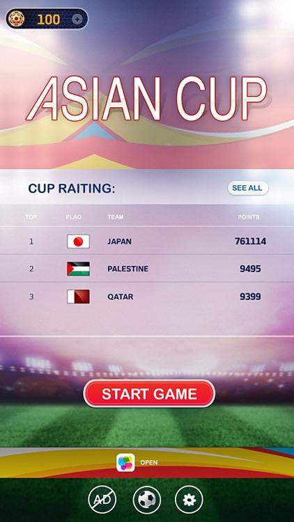 Free Kick Asian Cup 2016 screenshot-3