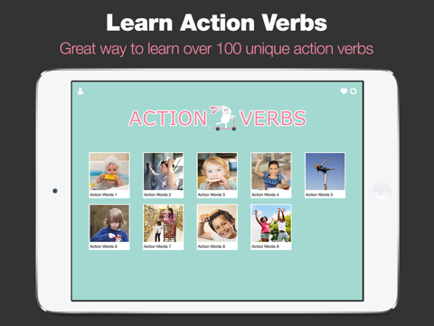 Action Verbs-ipad-0