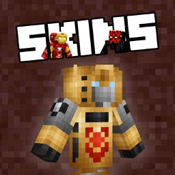 Movie Skins for Minecraft PE (Pocket Edition Superhero Skins)
