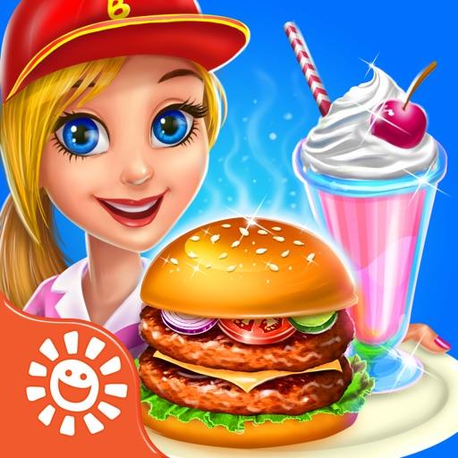 Burgers & Shakes - Fast Food Maker