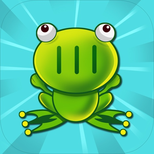 Jumping Frog 2 for block, parkour game