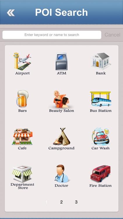 Tunisia Offline Travel Guide screenshot-4