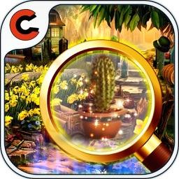 Garden Secret Hidden Object - mystery Garden