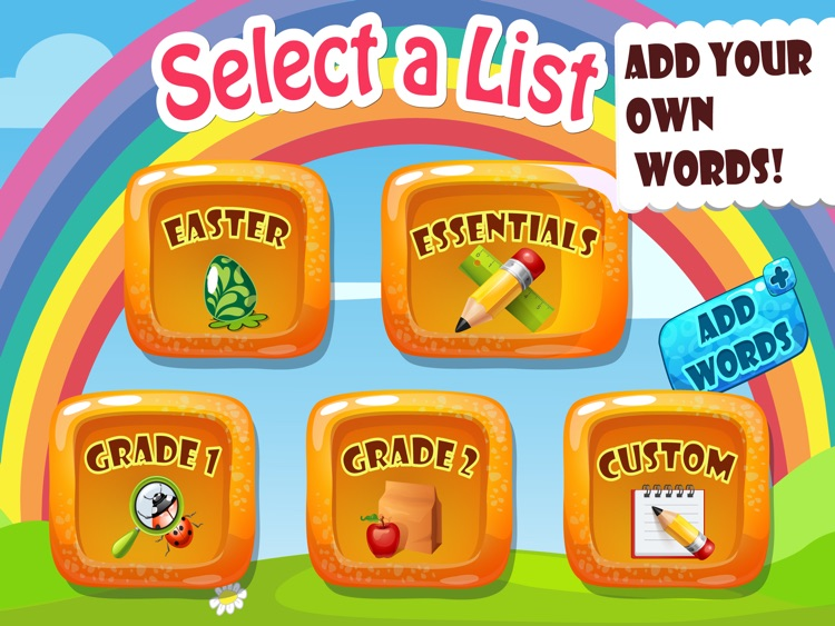 Easter Word Match and Coloring screenshot-4
