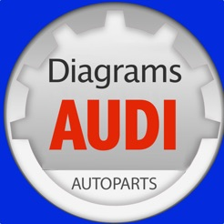 246x0w parts and diagrams for audi on the app store