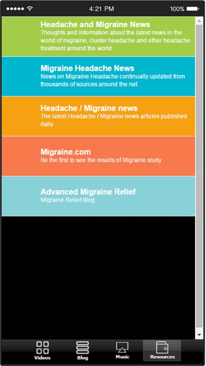 Migraine Headache - Learn How To Ease Your Pain screenshot-3
