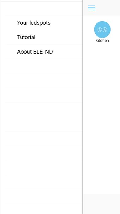 BLE-ND screenshot two