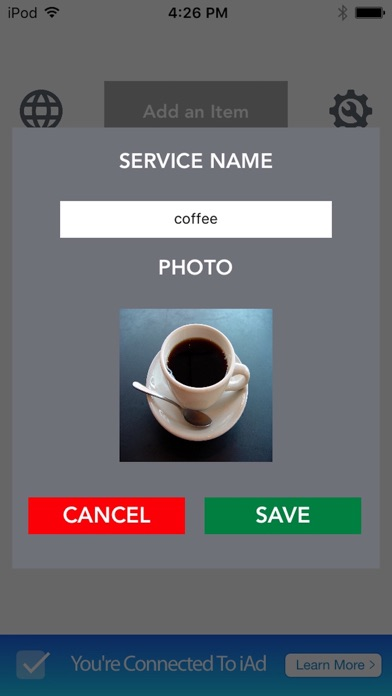 Speaking Assistance screenshot four