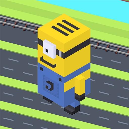 Crossy Stuart: Minion Edition iOS App