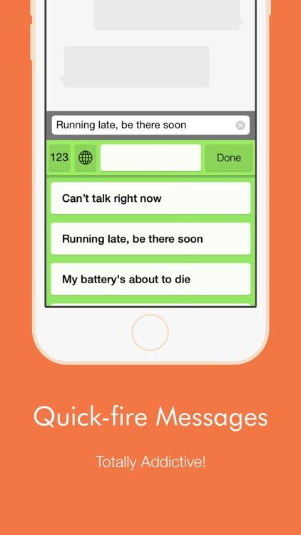 Brightkey Keyboard - Designer Themes screenshot-3