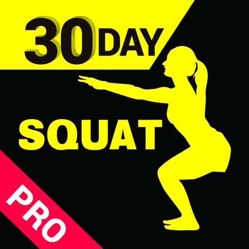 30 Day Squats Trainer Pro