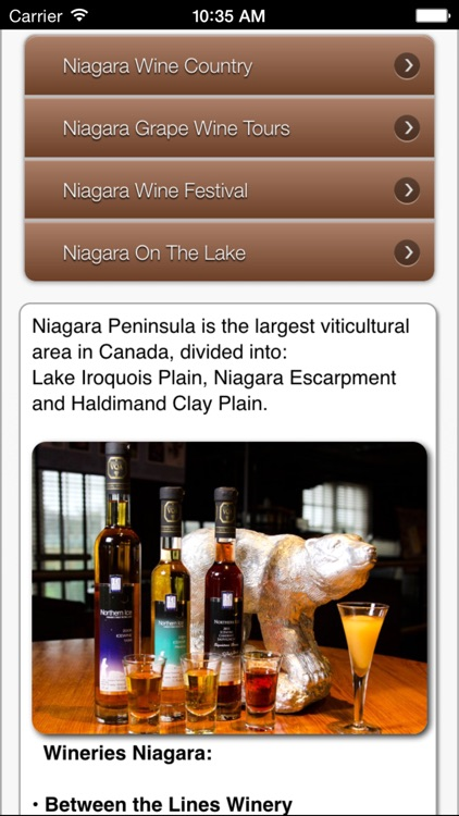 Niagara Falls Guide & Niagara On The Lake Travel Info - Niagara Attractions screenshot-4