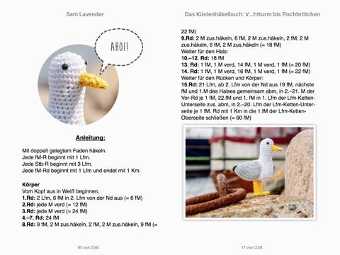 Das Küstenhäkelbuch Von Sam Lavender In Apple Books