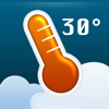Thermometer for iPhone & iPod Touch - Get Temperature & Weather ! - Nioven