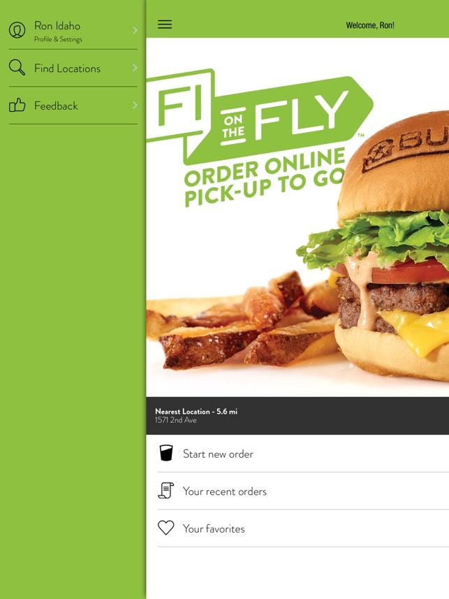burgerfi on the app store