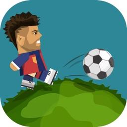 Circular Soccer - Around The World Football Game