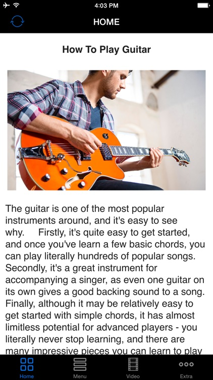 Learn Easy Guitar Lesson - Best Guitar Fundamental Guide & Tips For Beginners screenshot-0