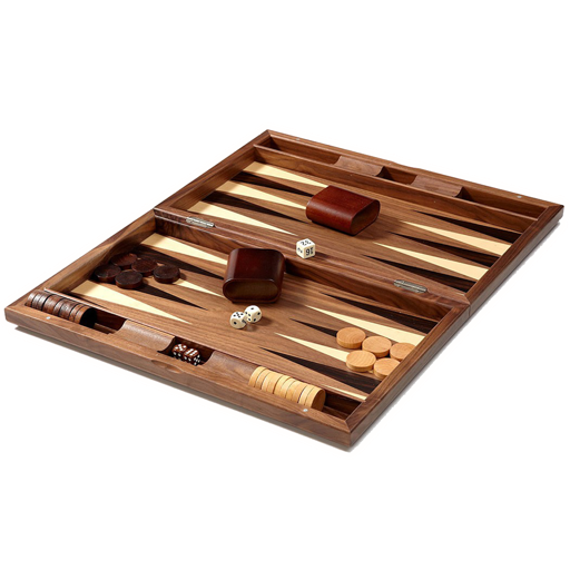 Teach Yourself Backgammon