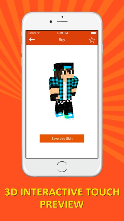 Custom Skins - Ultimate Collection for Minecraft PE