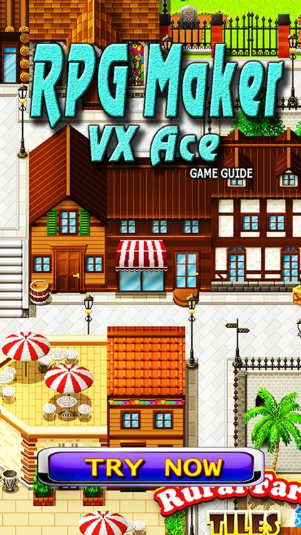RPG Maker VX Ace Version