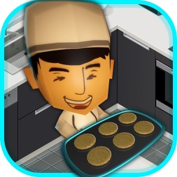 Sweet Cookies Maker 3D Cooking Game - Tasty biscuit cooking & baking with kitchen super chef