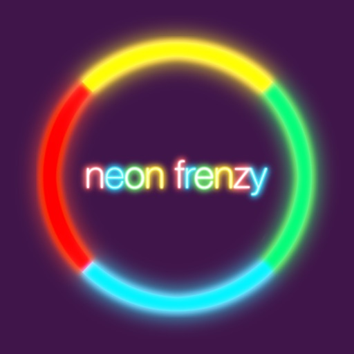 Color Switch Neon Frenzy