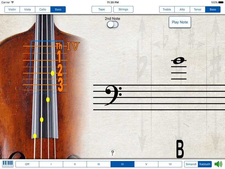 Fingering Strings screenshot-3