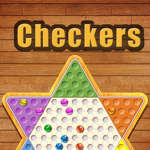 China Checkers for World, classic checker, checker HD