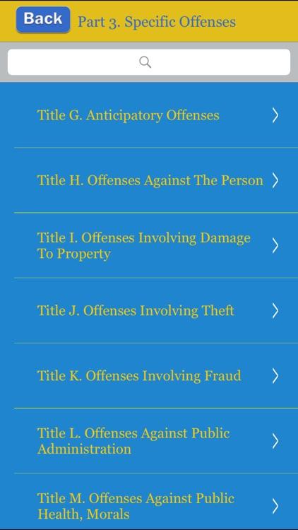Penal Code of New York